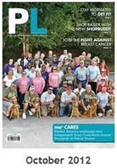 October 2012 issue of Powerline
