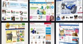 PreLoaded Websites