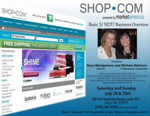 ubp flyer with nova 2012 300x231 SHOP.COM Business Overview Cary, NC