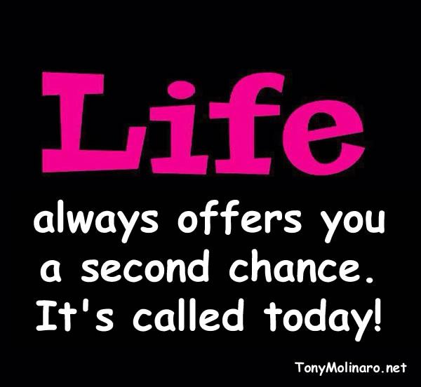 Start Something Today!