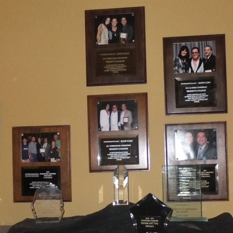 Our Wall Of Fame 2013