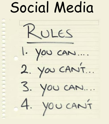 social media dos donts What We CAN DO And What We SHOULD NOT DO