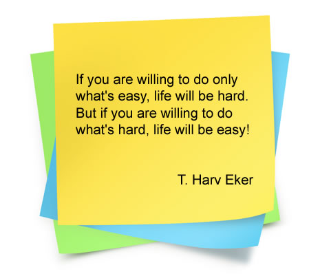 Life Will Be Easy
