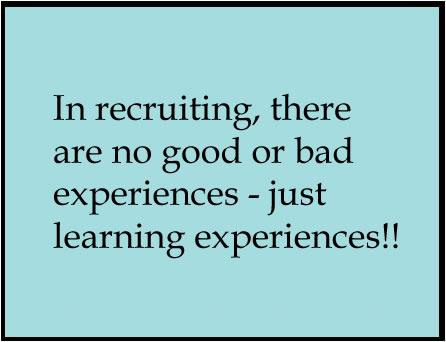 In Recruiting