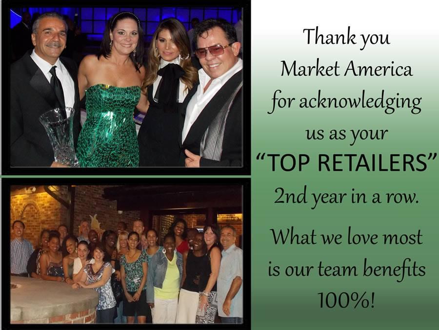 Top Retailers 2013