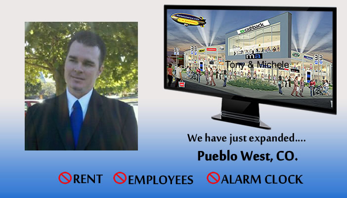 Expanded To Pueblo West, CO
