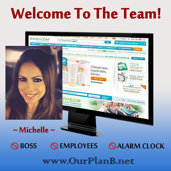 Welcome Michelle Welcome Michelle from Laredo, Texas